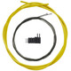 Shimano OPTISLICK Outer Brake Cable yellow